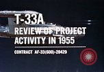 Image of T-33A Shooting Star United States USA, 1955, second 3 stock footage video 65675032725