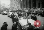 Image of Habib Bourguiba New York City USA, 1961, second 7 stock footage video 65675032758