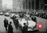 Image of Habib Bourguiba New York City USA, 1961, second 8 stock footage video 65675032758