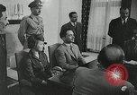 Image of King Hussein Jordan, 1961, second 7 stock footage video 65675032760