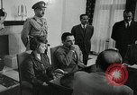 Image of King Hussein Jordan, 1961, second 9 stock footage video 65675032760