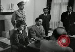 Image of King Hussein Jordan, 1961, second 10 stock footage video 65675032760
