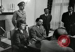 Image of King Hussein Jordan, 1961, second 11 stock footage video 65675032760