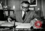 Image of Premier Ali Amini Iran, 1961, second 8 stock footage video 65675032761