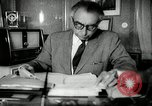 Image of Premier Ali Amini Iran, 1961, second 9 stock footage video 65675032761