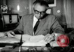 Image of Premier Ali Amini Iran, 1961, second 10 stock footage video 65675032761