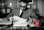 Image of Premier Ali Amini Iran, 1961, second 11 stock footage video 65675032761