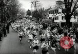 Image of 66th Boston Marathon race Boston Massachusetts USA, 1962, second 12 stock footage video 65675032767