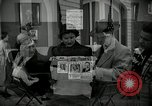 Image of League of Women Voters distributes voter materials United States USA, 1950, second 1 stock footage video 65675032770