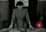 Image of League of Women Voters distributes voter materials United States USA, 1950, second 11 stock footage video 65675032770