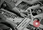 Image of League of Women Voters distributes voter materials United States USA, 1950, second 12 stock footage video 65675032770
