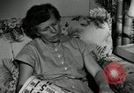 Image of auto worker Detroit Michigan USA, 1950, second 9 stock footage video 65675032773