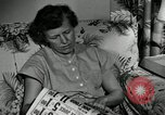Image of auto worker Detroit Michigan USA, 1950, second 12 stock footage video 65675032773