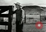 Image of cowboy activities United States USA, 1943, second 9 stock footage video 65675032776