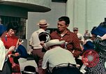 Image of American football match Miami Florida USA, 1958, second 6 stock footage video 65675032782