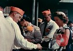 Image of American football match Miami Florida USA, 1958, second 9 stock footage video 65675032782