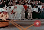 Image of 1958 Orange Bowl Parade United States USA, 1957, second 8 stock footage video 65675032783