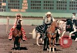 Image of rodeo United States USA, 1958, second 9 stock footage video 65675032784