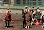 Image of rodeo United States USA, 1958, second 10 stock footage video 65675032784