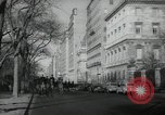 Image of New York City policemen on horseback New York City USA, 1939, second 1 stock footage video 65675032803