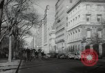 Image of New York City policemen on horseback New York City USA, 1939, second 2 stock footage video 65675032803