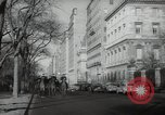 Image of New York City policemen on horseback New York City USA, 1939, second 3 stock footage video 65675032803