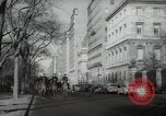 Image of New York City policemen on horseback New York City USA, 1939, second 4 stock footage video 65675032803