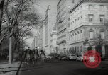 Image of New York City policemen on horseback New York City USA, 1939, second 5 stock footage video 65675032803