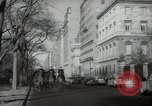 Image of New York City policemen on horseback New York City USA, 1939, second 6 stock footage video 65675032803
