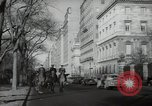 Image of New York City policemen on horseback New York City USA, 1939, second 8 stock footage video 65675032803