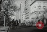 Image of New York City policemen on horseback New York City USA, 1939, second 9 stock footage video 65675032803