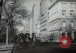 Image of New York City policemen on horseback New York City USA, 1939, second 10 stock footage video 65675032803