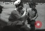 Image of Robert Taylor in St Louis Cardinals baseball uniform California United States USA, 1932, second 3 stock footage video 65675032822