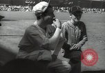 Image of Robert Taylor in St Louis Cardinals baseball uniform California United States USA, 1932, second 4 stock footage video 65675032822