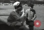Image of Robert Taylor in St Louis Cardinals baseball uniform California United States USA, 1932, second 5 stock footage video 65675032822
