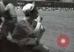 Image of Robert Taylor in St Louis Cardinals baseball uniform California United States USA, 1932, second 7 stock footage video 65675032822