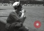 Image of Robert Taylor in St Louis Cardinals baseball uniform California United States USA, 1932, second 8 stock footage video 65675032822