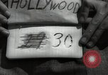 Image of signs Hollywood Los Angeles California USA, 1932, second 1 stock footage video 65675032824