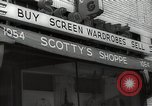 Image of signs Hollywood Los Angeles California USA, 1932, second 7 stock footage video 65675032824