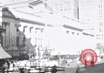 Image of fifth avenue New York City USA, 1948, second 6 stock footage video 65675032837