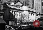Image of fifth avenue New York City USA, 1948, second 7 stock footage video 65675032837
