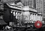 Image of fifth avenue New York City USA, 1948, second 8 stock footage video 65675032837