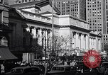 Image of fifth avenue New York City USA, 1948, second 10 stock footage video 65675032837