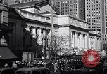 Image of fifth avenue New York City USA, 1948, second 11 stock footage video 65675032837
