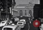 Image of Park Avenue Manhattan New York City USA, 1948, second 2 stock footage video 65675032838