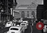 Image of Park Avenue Manhattan New York City USA, 1948, second 3 stock footage video 65675032838