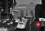 Image of Park Avenue Manhattan New York City USA, 1948, second 5 stock footage video 65675032838