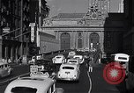Image of Park Avenue Manhattan New York City USA, 1948, second 6 stock footage video 65675032838