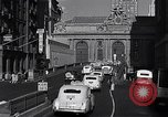 Image of Park Avenue Manhattan New York City USA, 1948, second 8 stock footage video 65675032838