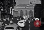 Image of Park Avenue Manhattan New York City USA, 1948, second 9 stock footage video 65675032838